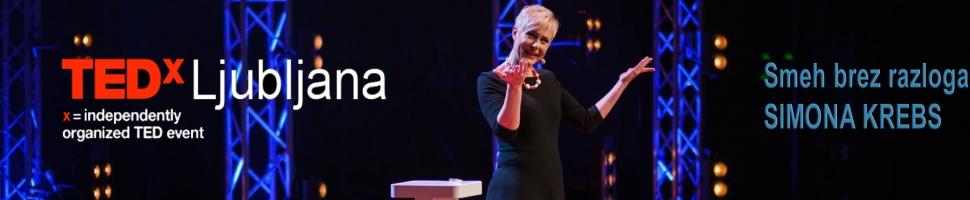 Govor Simone na TEDxLjubljana